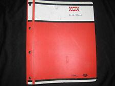 Case 770 Thru 1412 Tractors Service Manual