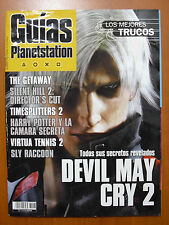 Guías Devil May Cry 2, Silent Hill 2, Sly Raccoon, PS1 PS2 PS3 GC DC XBOX 360 PC