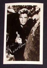 """Al """"Lash� LaRue 1940's 1950's Actor's Penny Arcade Photo Card"""