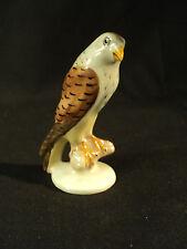 NICE HAND PAINTED HEREND PORCELAIN BIRD FIGURINE #5095