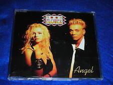 CD maxi single MOONFLOWER angel JEAN MONSOU angeline bonette PATRICIA STEUR