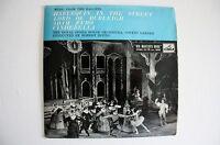 """Robert Irving Music From The Ballets-HMV-7EP. 7"""" VINYL EP"""