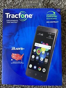 *NEW* in the Box - Tracfone ZTE Blade T2 Lite 4G LTE Prepaid Cell Phone - Target