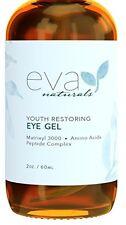 Eva Naturals Eye Gel  Larger Size oz Cream Treatment Dark Circles Puffy Eyes 2