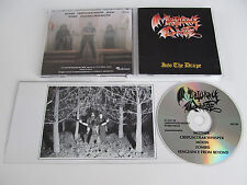 MORTUARY DRAPE Into the Drape CD 1992 RARE ORIGINAL 1st PRESSING DECAPITATED!!!