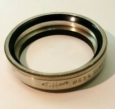 Tiffen 624 39mm to series 6 VI Adapter to 44mm threaded Ring filter