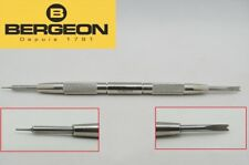 Tool fine for fitting and removing spring bar Bergeon 6767 -S watch bracelet