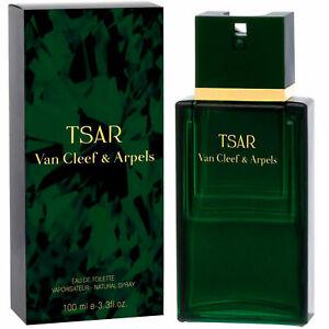 (RARE) TSAR VAN CLEEF & ARPELS 100ML 3,3OZ Eau de Toilette NEUF/ NEW, SEALED