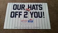 Our Hats Off 2 You Derek Jeter Sign Farewell to the Captain Giveaway 9/22/2014