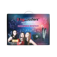 SingMasters SM-500 ENGLISH KARAOKE MACHINE,13000 English Songs,2 Wireless Mics