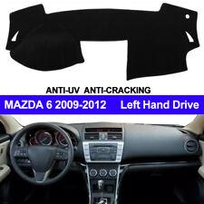 For MAZDA 6 For Mazda6 2009 2010 2011 2012 Dashboard Mat DashMat Car Dash Cover