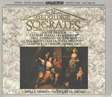 Telemann: Der Geduldige Socrates / McGegan, Capella Savaria by József Gregor...