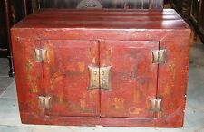 Antique Oriental (Chinese ) Decorated Chest