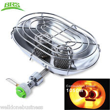 BRS Warmer Heater Heating Stove  with Double Burner for Outdoor Camping Fishing