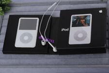 New Apple iPod Video Classic 5.5th Gen White (30GB) MA002LL/A (90days Warranty)