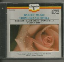 Ballet Music From Grand Opera - Vienna Symphony Orchestra - Wurttemburg State Or