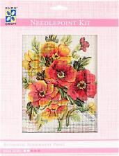 Grafitec Needlepoint Tapestry Kit - Summer Florals, Anemones