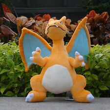 "Pokemon Go Plush Toy Charizard 12"" Nintendo Game Cuddly Soft Stuffed Animal Doll"