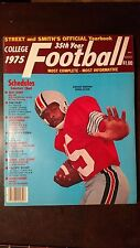 1975 Street and Smiths Official Yearbook Archie Griffin (Bonus 1976 edition)
