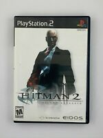 Hitman 2: Silent Assassin - Playstation 2 PS2 Game - Complete & Tested