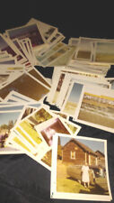 "VINTAGE SNAPSHOT PHOTOS APPROX. 200 3 1/2"" SQ. 1971 COLOR PHOTOGRAPHS"