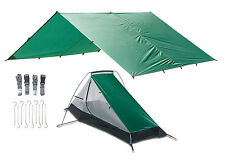 Aqua Quest West Coast Combo - 100% Waterproof Tarp + Bivy + Pegs + Straps Kit