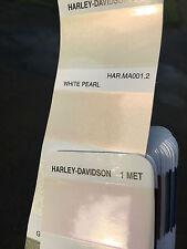 Peinture carrosserie: Base Blanc nacré Orangée = 0,5 L de fond + 0,5 L de nacre