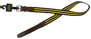 New Polo Ralph Lauren Belt!  Navy & Yellow or Navy Blue & White Stripes  Cotton