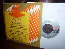 Rex Gildo, Roll on Easy, Zum Zweiten Mal, Die Lichert, Als war.. Ariola EP 43209