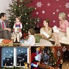 DIY Removable Wall Sticker Vinyl Decal Home Mural Merry Christmas Decor Xmas