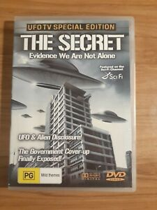 The Secret Evidence We Are Not Alone DVD