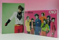 CD INFINITE Be Mine JAPAN First Limited TYPE-B Pop Ver. DongWoo Dong Woo