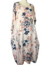 Damenkleider aus Viskose für Casual Größe 48