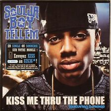 SOULJA BOY - Kiss Me Thru The Phone - CD (CD single)