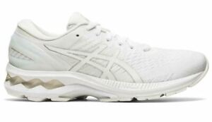 New ASICS Women's Gel-Kayano 27 Running Shoes,sz 7.5 White/White,