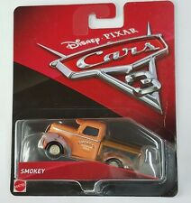 CARS 3 - SMOKEY -  Mattel Disney Pixar