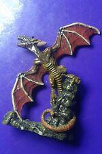 Granadero de roca Dragon Vintage Pre-slotta Metal Monster Dinosaurio Estilo