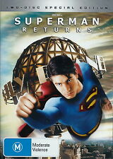 Superman Returns - Adventure / Fantasy / Superhero - Brandon Routh - NEW DVD