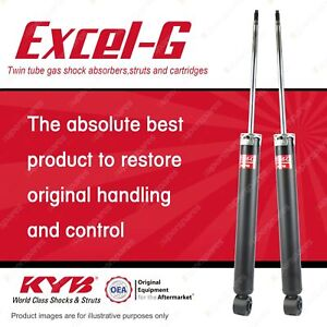 2 x Rear KYB EXCEL-G Shock Absorbers for VOLKSWAGEN Tiguan 5N 1.4 2.0 AWD SUV