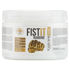 PHARMQUESTS FIST IT NUMBING FISTING LUBRICANT 500ML - Water based Lubes
