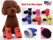 Pet supplies waterproof dog boots waterproof dog shoes for weather, rain, storm