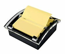 Post It Pop Up Notes Dispenser 3x3 In Black Base Clear Top Ds330 Bk