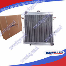 Alloy Radiator Landcruiser 75 70 Series Troopy HZJ75 1HZ 4.2L 90-01 Diesel 91 92