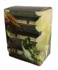 Max Protection Image Deck Box for MTG, Yugioh, Pokemon TROUBLE AT THE TEMPLE