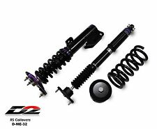 D2 Racing RS Coilovers MERCEDES BENZ GLK X204 4MATIC 09+ 36 WAY RWD