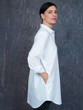 Assemblage Ligne Couture Motif - Oversised Chemise - Moyen - Motif Imprimé