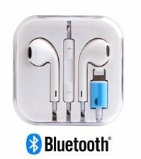 Bluetooth Lightning Earphones Headphones for iPhone 7 8 Plus X With Mic