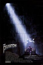 THE PHANTOM Movie POSTER 27x40 B Billy Zane Kristy Swanson Treat Williams