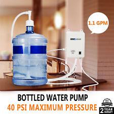 US 120V AC Bottled Water Dispensing Pump System Replaces Bunn Flojet f/Ice Maker