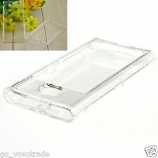 Nuevo Transparente Funda Rígida For iPod Nano 7 Accessory 7G 7th Gen Estilizado